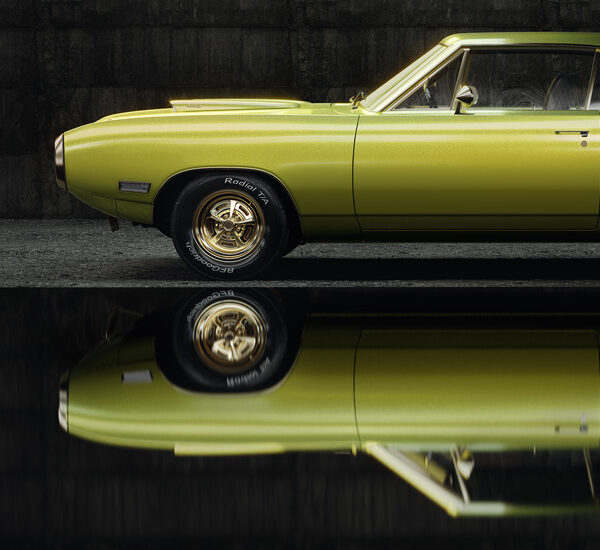 Dodge Reflections