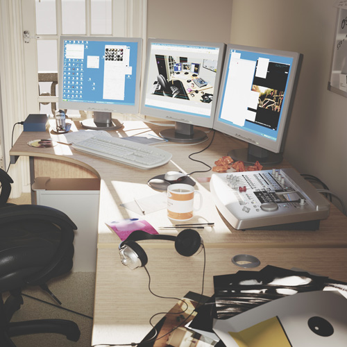 Office – Photographic Style